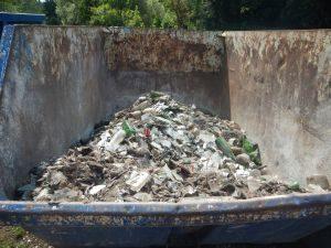 Altablagerung_Kempten3 Contaminated deposit 2 -Kempten - Soil sampling - chemical Analysis - Disposal - Boden & Grundwasser - soil & groundwater