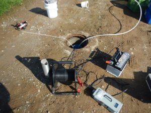 Detailuntersuchung Altablagerung 1- Boden & Grundwasser - soil & groundwater