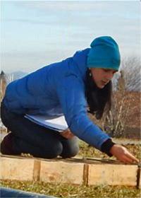 Maria Schweizer - Dipl.-Geoecologist (Univ.) - _ boden & grundwasser ~