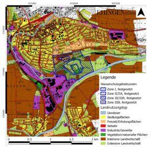 Wasserschutzgebiet_Ehingen - Water Protection Area Donautal, Ehingen 2- Boden & Grundwasser - soil & groundwater _2